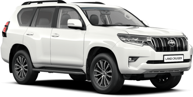 Toyota Land Cruiser 150 - Executive A/T - SUV