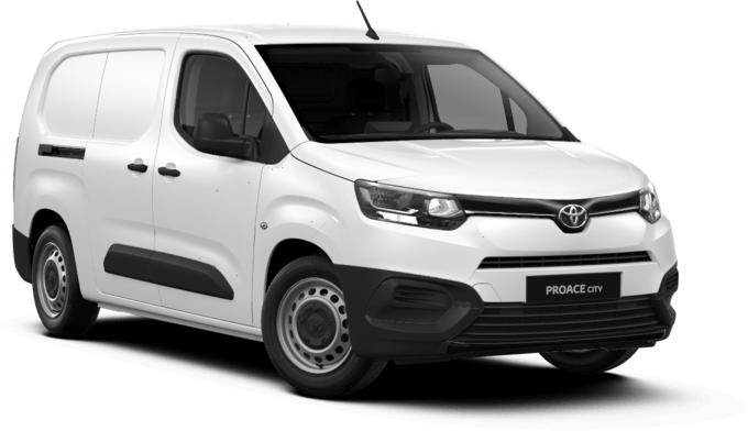 Toyota Proace City - Base - LWB Panel Van 4 Doors