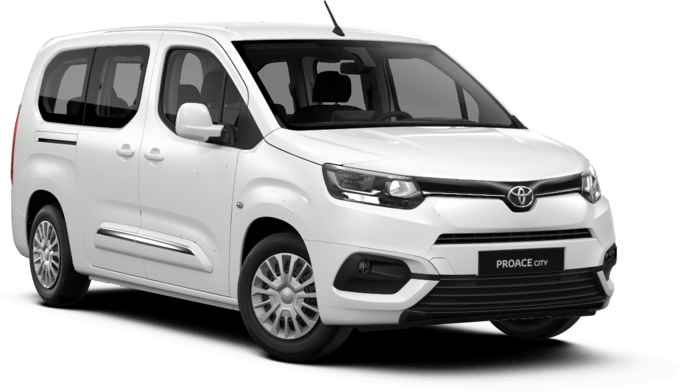 Toyota PROACE CITY VERSO - Comfort L2 (6+1) - Microbuz 5 usi L2H1