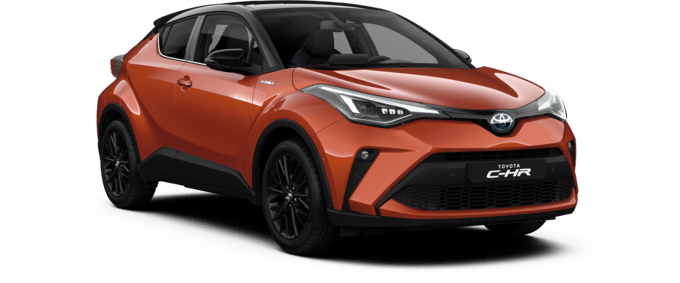 Toyota Toyota C-HR - ORANGE EDITION - SUV 5 vrata