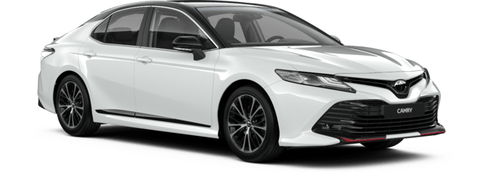 Toyota Camry - S-Edition - Седан бизнес-класса