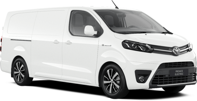 Toyota Proace Electric - Professional - Long 2 dörrar