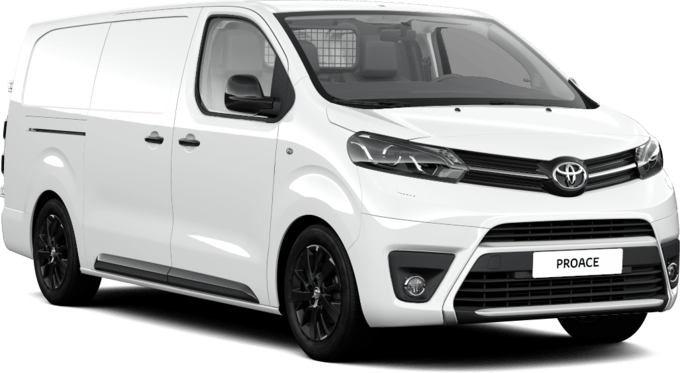 Toyota PROACE - Black Edition - Long 2 dörrar