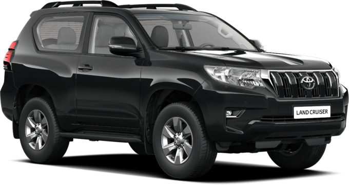 Toyota Land Cruiser - Limited - SUV 3-vratni