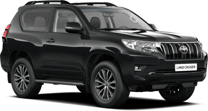 Toyota Land Cruiser - Executive - SUV 3-vratni