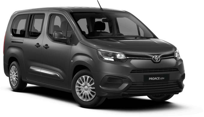 Toyota PROACE CITY VERSO - SHUTTLE - Long, 5 vrat
