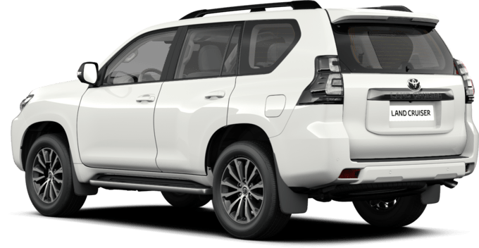 Toyota Land Cruiser - Executive - 5-dv. SUV