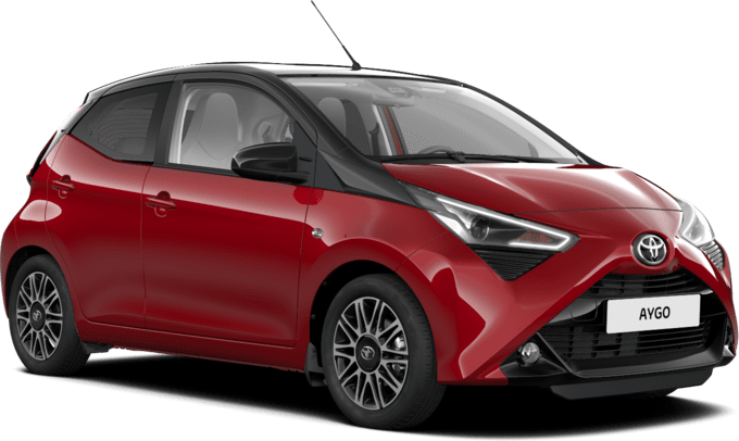 Toyota AYGO - Selection x-cite - 5-dv.