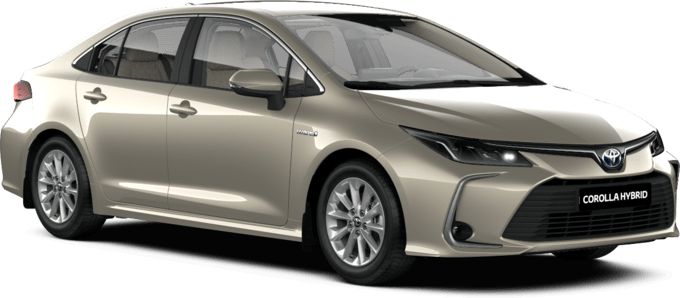 Toyota Corolla - Hybrid Dream - -