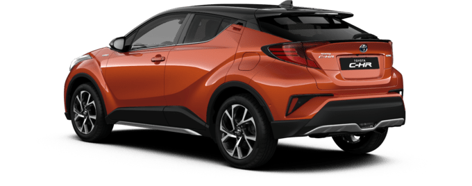 Toyota C-HR - Hybrid Passion X-Pack - -