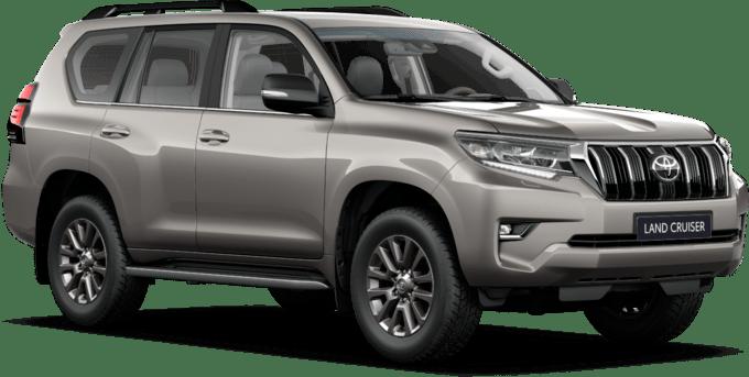 Toyota Land Cruiser Prad