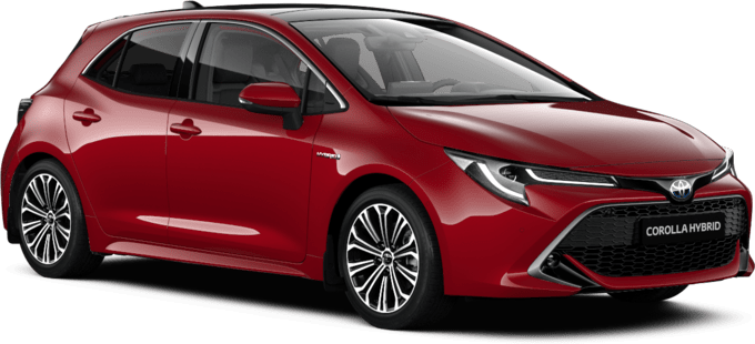 Toyota Corolla Hatchback - Hybrid Passion X-Pack - -