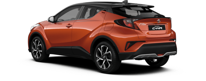 Toyota C-HR - Passion - -