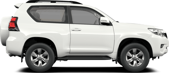 Toyota Land Cruiser (150 SERIES) - LIMITED - SUV SWB 3 dyer
