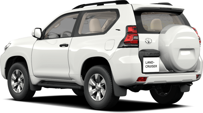 Toyota Land Cruiser (150 SERIES) - ACTIVE - SUV SWB 3 dyer