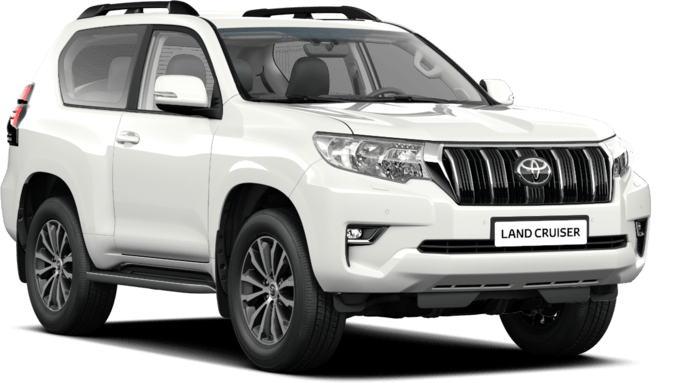 Toyota Land Cruiser (150 SERIES) - EXECUTIVE - SUV SWB 3 dyer