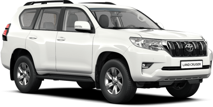 Toyota Land Cruiser (150 SERIES) - LIMITED - MPV 5 dyer (LWB)