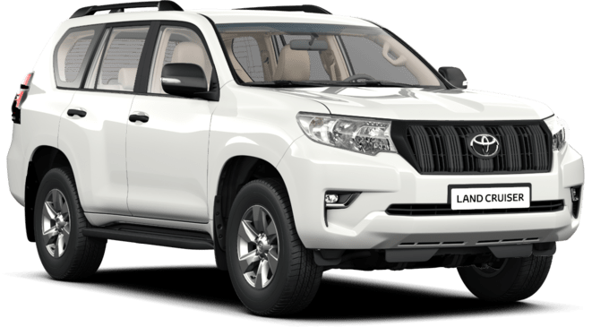 Toyota Land Cruiser (150 SERIES) - ACTIVE - MPV 5 dyer (LWB)
