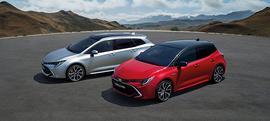 """Toyota Corolla gewinnt """"Marcus 2020"""" des ÖAMTC"""