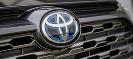 Toyota ist ''Branchen-Champion 2021''