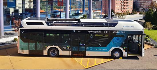 Toyota vertieft Engagement bei Entwicklung von Brennstoffzellenbussen